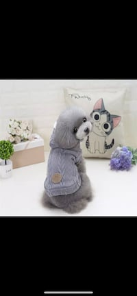 Knitted Pet sweaters Mississauga, L5B 2C9