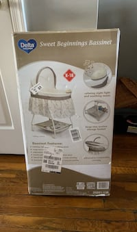 Bassinet has to go!  Baltimore, 21224