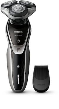 Philips Dry Electric Shaver with Turbo Mode Series 5000