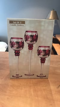 Christmas Candle Holders Coquitlam, V3J 1W3