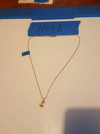 Necklace 14k gold Los Angeles, 91401