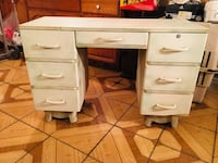 "Shabby Chic desk- Tall 29"" long 43"" Wide 18"" Palmdale, 93552"