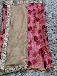Beautiful saree- no blouse- worn for hours Surrey, V3S 7L9