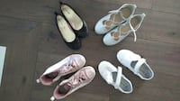 women's assorted pairs of shoes Mississauga, L5J 1R2