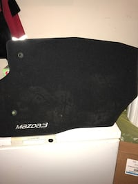 Black mazda 3 mats or best offer within reason