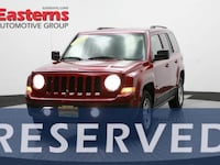 2017 Jeep Patriot Sport Temple Hills, 20748