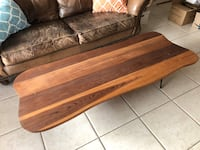 Solid wood coffee table Mission Viejo, 92691