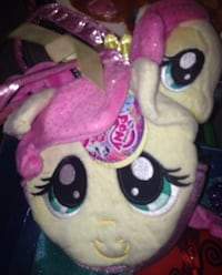 New my little pony in its pony purse great deal***** Toronto, M6G 3X3