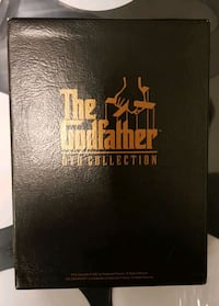 The Godfather dvd box  Kvillebäcken, 417 19