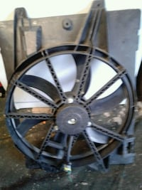 12 volt 17 inch fan high draw used two months  Waterbury, 06705