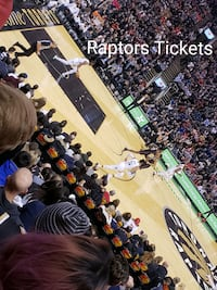 Reduced -Raptors vs Houston Rockets December 5 Brampton, L6P 1P5