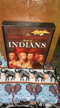 American Heritage Book of Indians Imperial