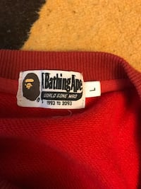 Bathing ape sweater looking for the best offer