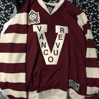 Vancouver Heritage Classic Millionaires Jersey