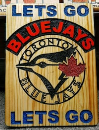 Hand carved wooden sport signs  Mississauga, L5N 2X3