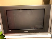 black and gray Samsung CRT TV Beaumont, 77706