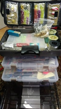 NEW TACKLE BOX n TACKLE Levittown, 19055