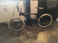 black and white BMX bike Regina, S4R 7E3