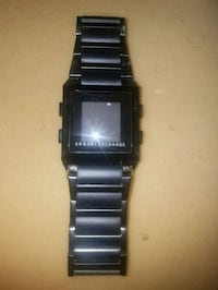Armani Exchange watch Mississauga