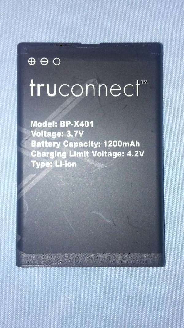 Truconnect Phone Battery For Model Flow 3G