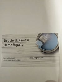 Interior painting Thorold