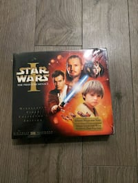 Star Wars 1 widescreen video collectors edtion
