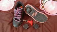 Original Heelys Girls size 3. Pick up only Edmonton, T5Y 3B3