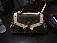 Louis Vuitton cheetah handbag St. Louis, 63104