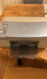 HP psc 1315 all in one printer / scaner