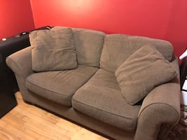 Free Loveseat (Great Condition)