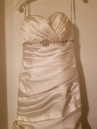 Mermaid Wedding Dress - Brand New