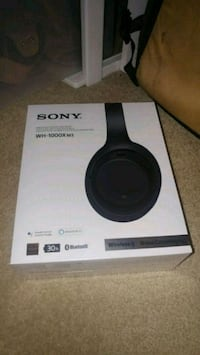 New Sony WH-1000XM3 Noise Cancelling Headphone