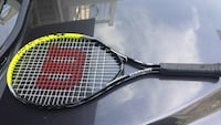 black and yellow tennis racket Silver Spring, 20902