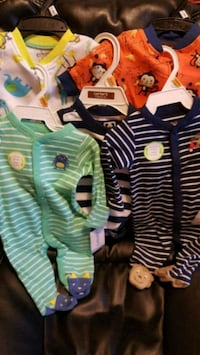 baby's assorted clothes Guelph, N1G 4V6