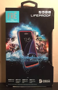 New LifeProof Fre For Samsung Galaxy S8 Case - Sunset Bay Teal Prattville, 36067