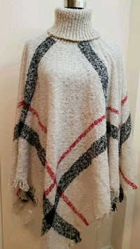 Poncho ONE SIZE FITS ALL: NEW in PKG Whitby, L1N 0B7
