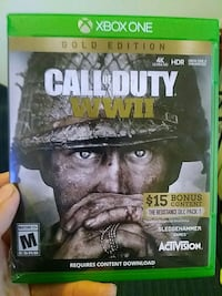 Xbox One Call of Duty WWII case Chicago, 60618