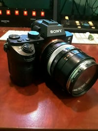 Sony Ox 7 ii Rockville