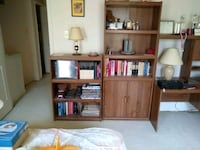 Two books shelf perfect condition Germantown, 20874