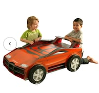 Race car storage and play Springfield, 22150