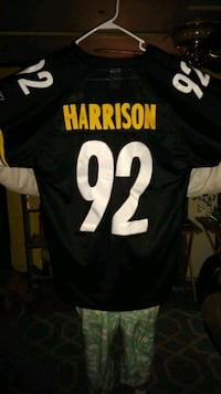 Authentic Superbowl Harrison Jersey Rochester, 15074