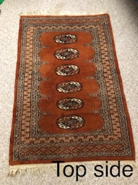 brown and black area rug Herndon, 20171