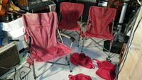 3 LEWIS & CLARK CHAIRS/BAGS Indianapolis, 46260