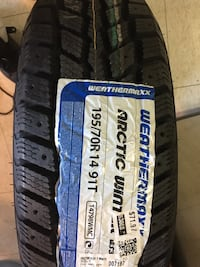 Weathermaxx Arctic Win7 195/70R1491T tire
