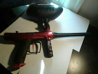 red and black paintball marker Chatham-Kent, N8A 4G7