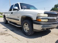 2002 Chevrolet Silverado 1500 Ext Cab 143.5  WB 4WD LS Fort Madison