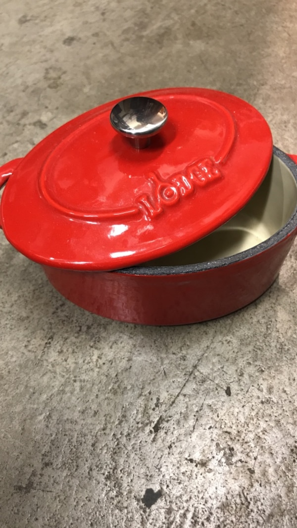 Mini lodge baker cast iron
