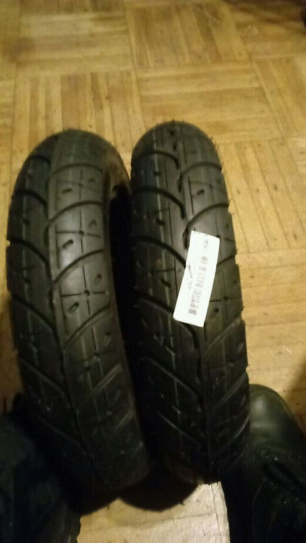 10in scooter tires.  [PHONE NUMBER HIDDEN] . Brand