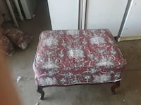 brown and white floral bed mattress Palmdale, 93551