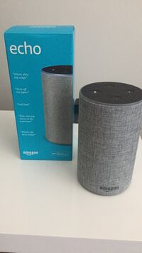 BRAND NEW - Amazon Echo (opened but never used) Falls Church, 22042